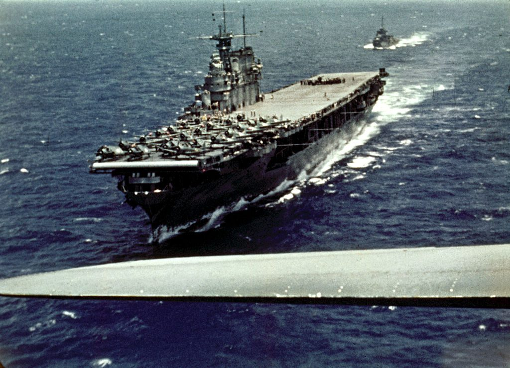Still From 'The Battle Of Midway'