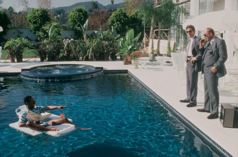 Scene from 'Beverly Hills Cop' with Eddie Murphy