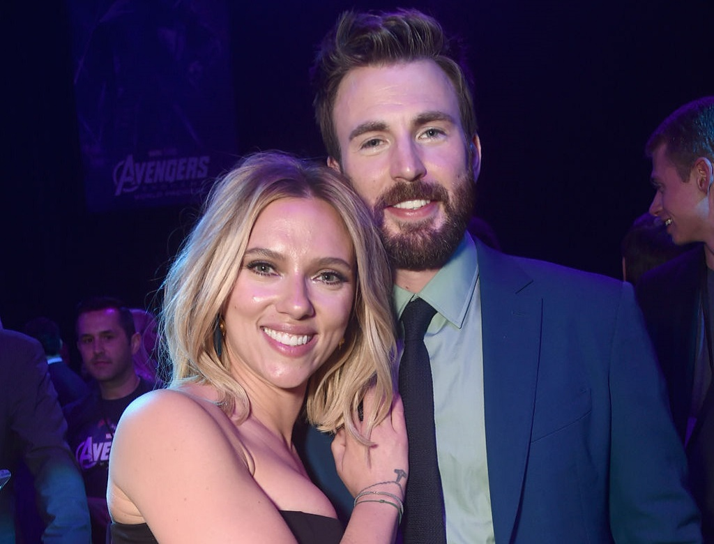 Why Scarlett Johansson Doesn T Want Chris Evans To Return To The Mcu