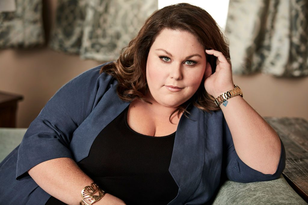 Chrissy Metz as Kate on 'This Is Us.'