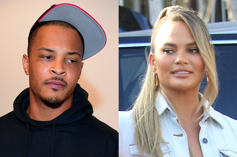 T.I. and Chrissy Teigen