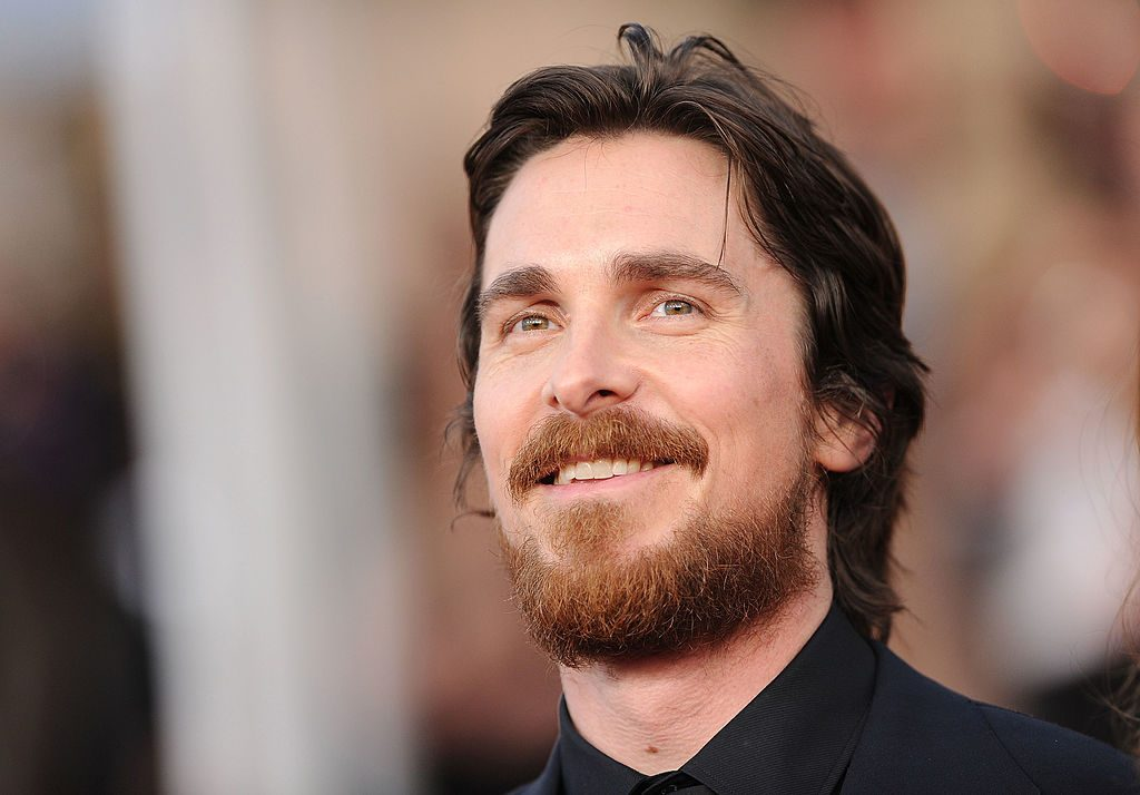 Christian Bale arrives at the 17th Annual Screen Actors Guild Awards.