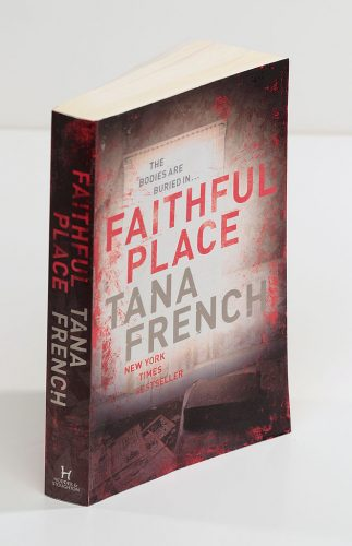 Faithful Place cover by Tana French
