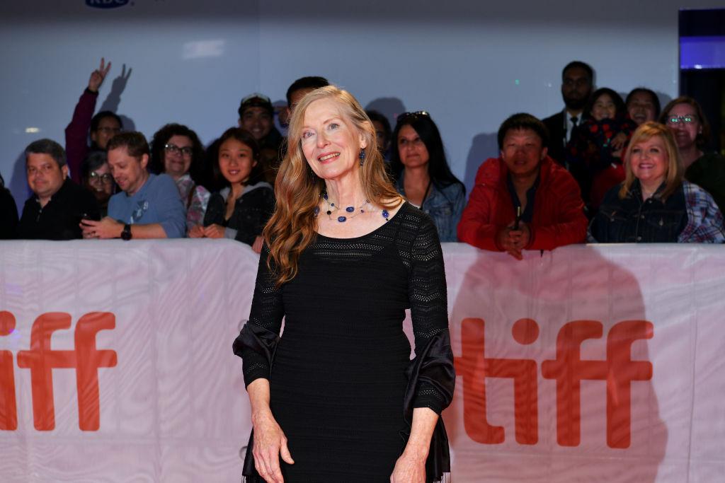Frances Conroy at the 'Joker' premiere during the 2019 Toronto International Film Festival.