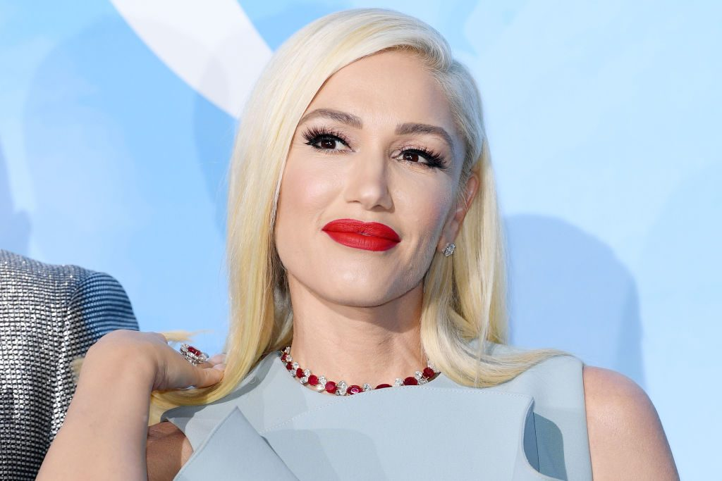 Gwen Stefani attends the Gala for the Global Ocean.