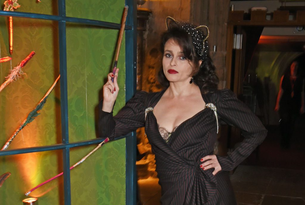 This image has an empty alt attribute; its file name is helena-bonham-carter-with-wand-1024x689.jpg