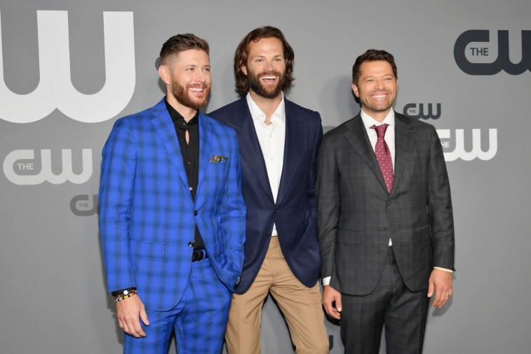 Jensen Ackles, Jared Padalecki, Misha Collins of 'Supernatural'