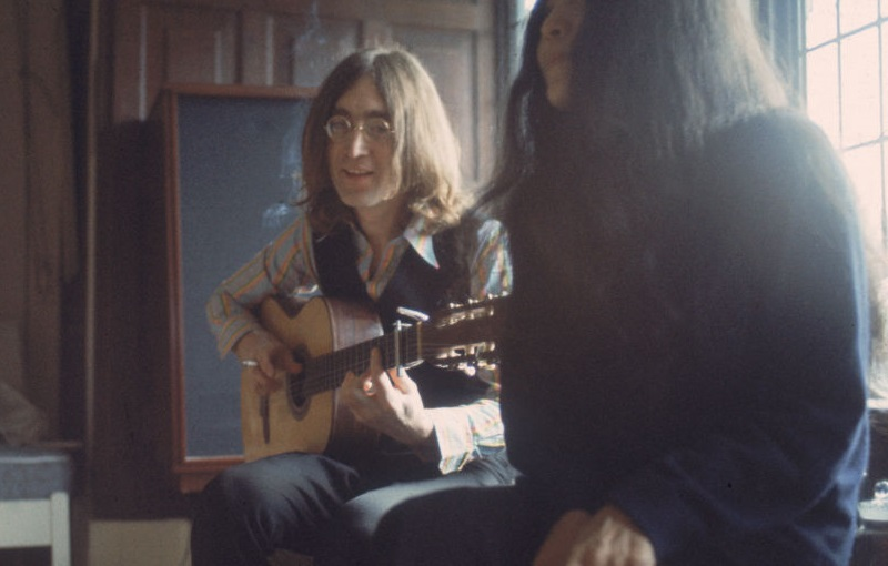 The Fruity Beatles Song That Featured A John Lennon Guitar Solo And George On Bass