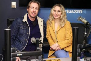 Kristen Bell and Dax Shepard Have To One-Up The Jonas Brothers In Their House