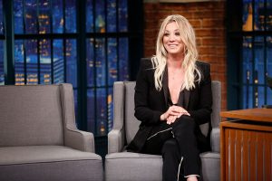 Kaley Cuoco Says This Is the Only Way She Watches 'Big Bang Theory' Episodes