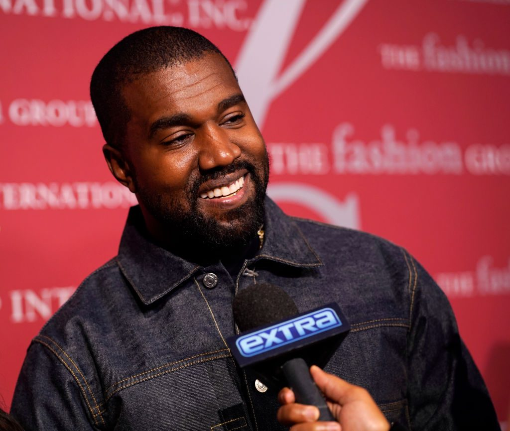 Kanye West attends the FGI 36th Annual Night of Stars Gala.
