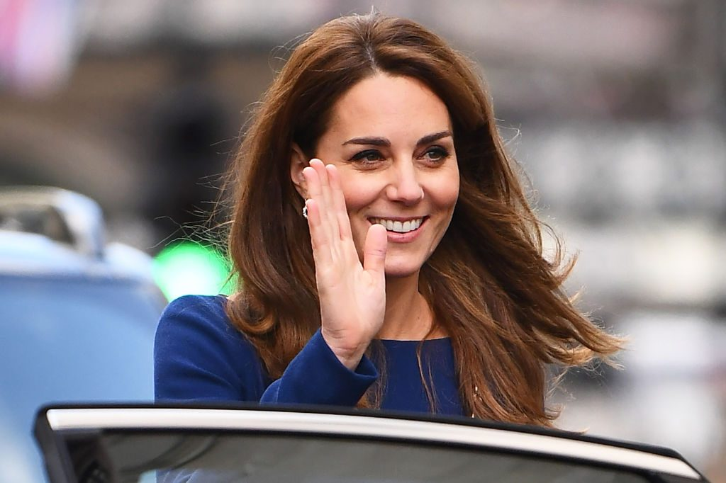 Kate Middleton resigned after attending the launch of the National Emergencyencies Trust and St Martin-in-the-Fields in London.