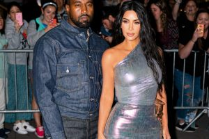 Are Kim Kardashian and Kanye West Taking Their PDA Too Far?