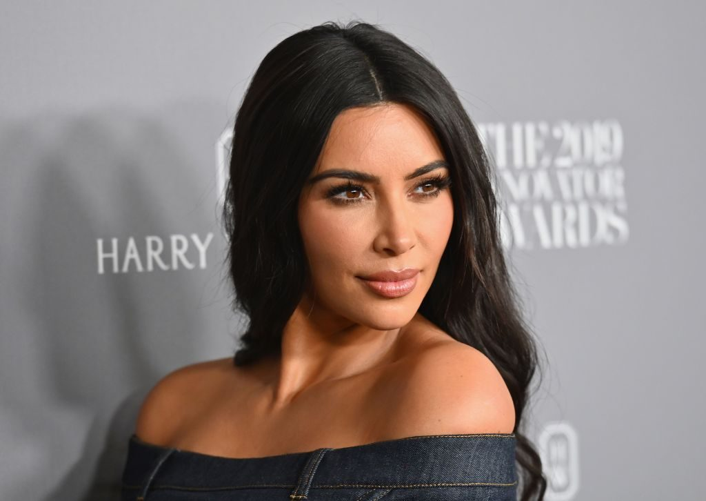 Kim Kardashian West attends the WSOM Magazine 2019 Innovator Awards at MOMA.