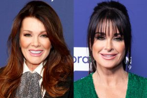'RHOBH': Lisa Vanderpump Has Shady Reaction to Kyle Richards Over Claims She's Avoiding Her