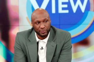 Lamar Odom's Son Lashes Out At Father