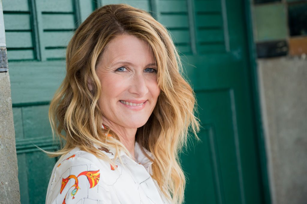 Laura Dern at the 43rd Deauville American Film Festival.
