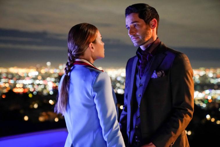 'Lucifer' episode starring Lauren German and Tom Ellis