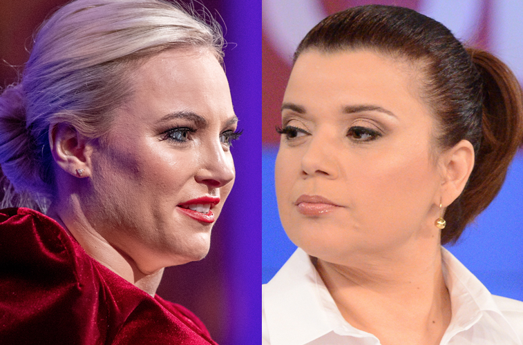 Meghan McCain and Ana Navarro