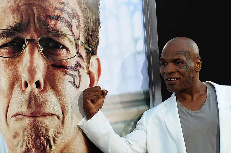 How Mike Tyson Ended Up in 'The Hangover' Movies - Showbiz Cheat Sheet