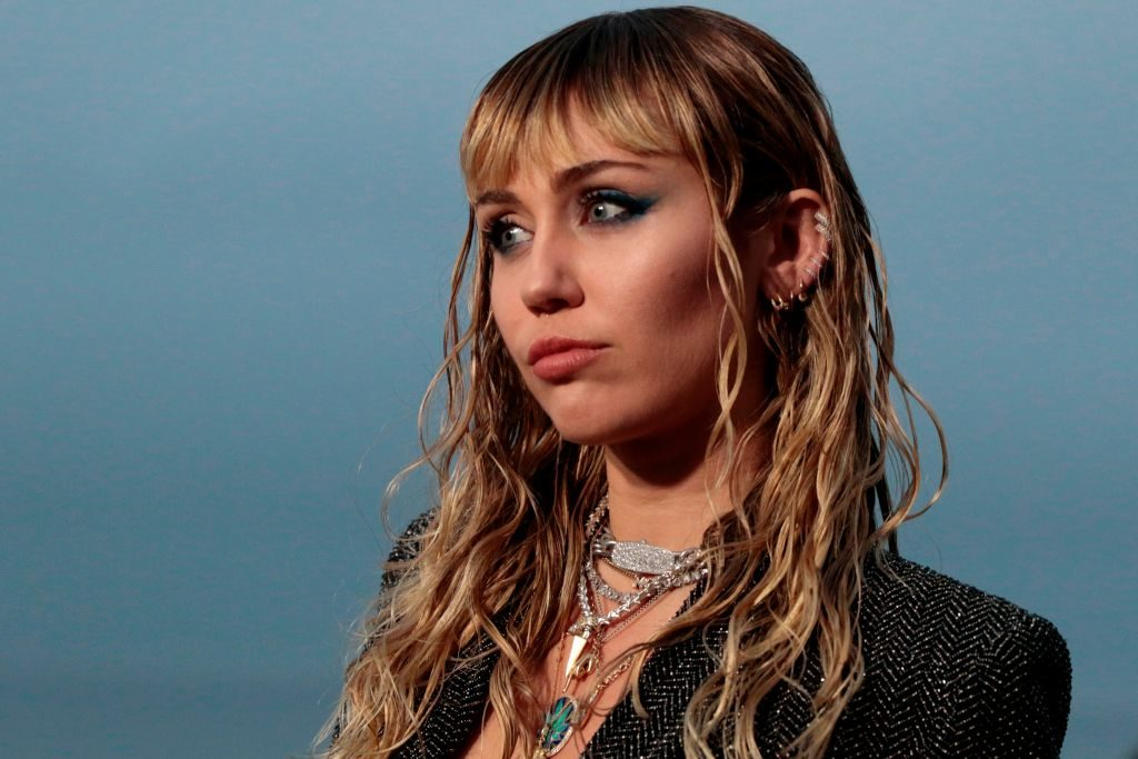 Why Miley Cyrus Hasn't Been Posting As Much On Social Media