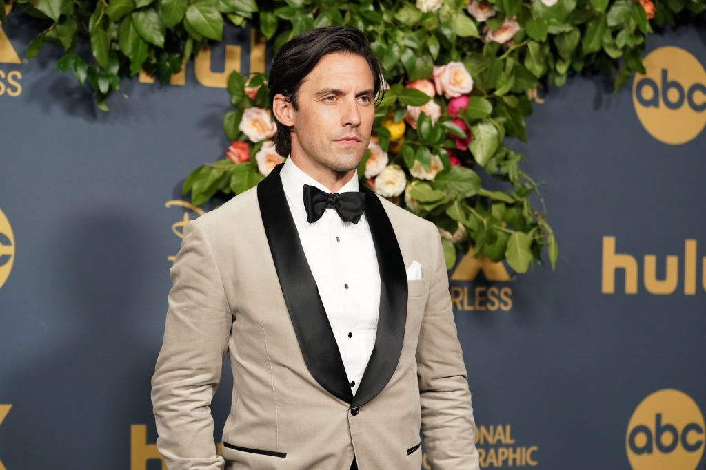 Milo Ventimiglia attends the Walt Disney Television Emmy Party.