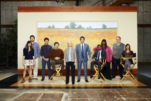 A New 'The Office' Opening Credits Sequence Stars 'Parks And Recreation' Actors