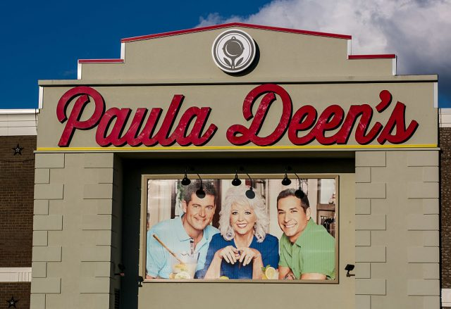 Paula Deen Restaurants Close In Florida, Leaves Employees Lost and Confused