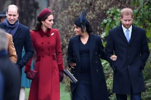Is Prince Harry and Prince William's Feud to Blame for Harry and Meghan Markle Skipping the Royal Family Christmas?