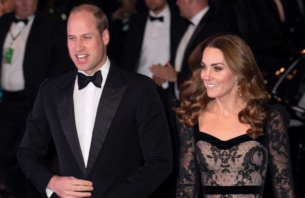prince william kate middleton show how its done