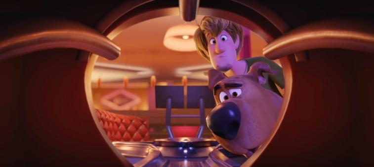 Scooby-Doo in 'Scoob' movie