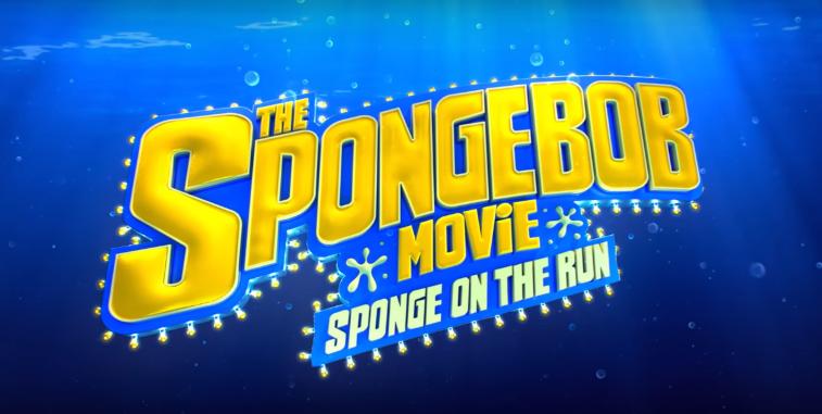 SpongeBob Squarepants movie logo