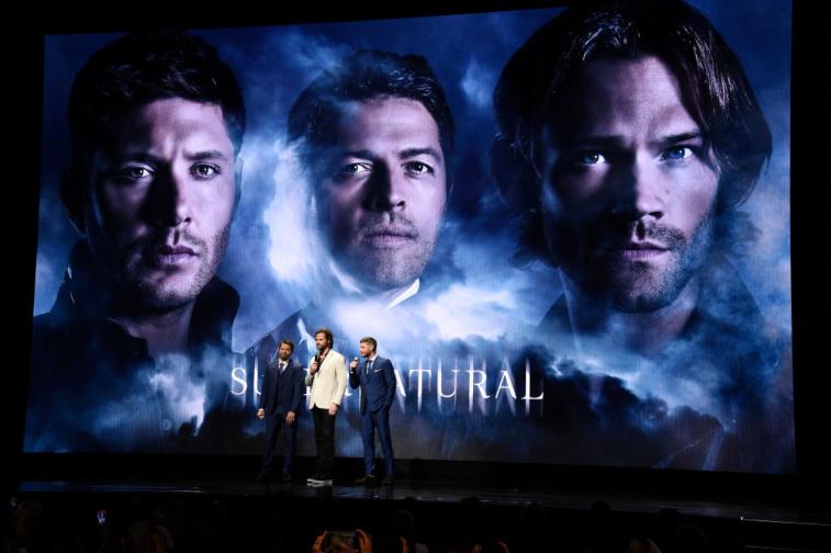 'Supernatural' cast