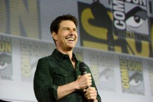 Tom Cruise Is 'Too Old' for Action Movies, Says 'Jack Reacher' Author Lee Child
