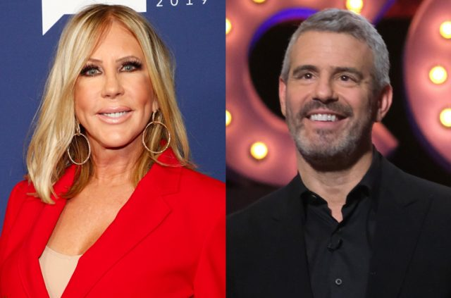 'RHOC' Reunion Drama: This Is What Really Happened Between Vicki Gunvalson and Andy Cohen
