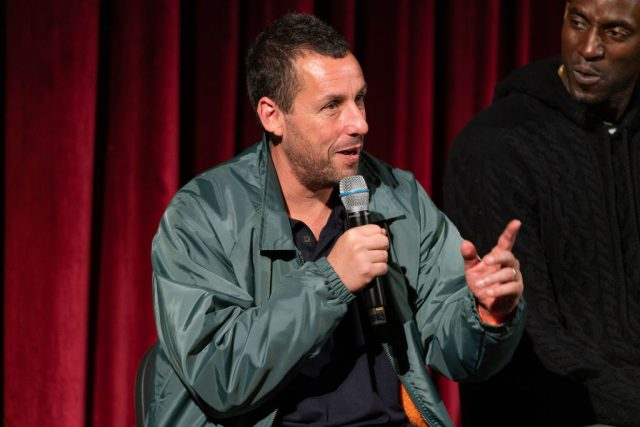 Adam Sandler Threatens to Do This if He Doesn't Win an Oscar