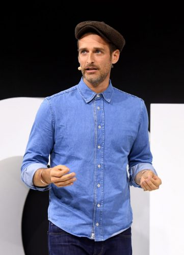 Alexi Lubomirski speaks at the Business of Fashion BoF Conference on Nov. 21, 2019