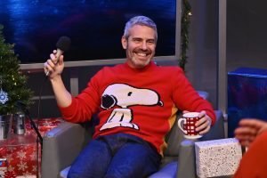 Why Did Andy Cohen Skip 'SantaCon' This Year?