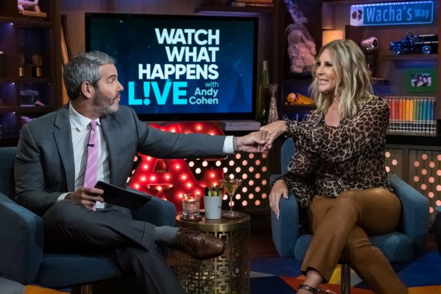 'RHOC': Andy Cohen Really Doesn't Want to See Vicki Gunvalson's Post-Op Incisions