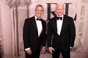 Who's Older and Who Has a Higher Net Worth: Anderson Cooper or Andy Cohen?