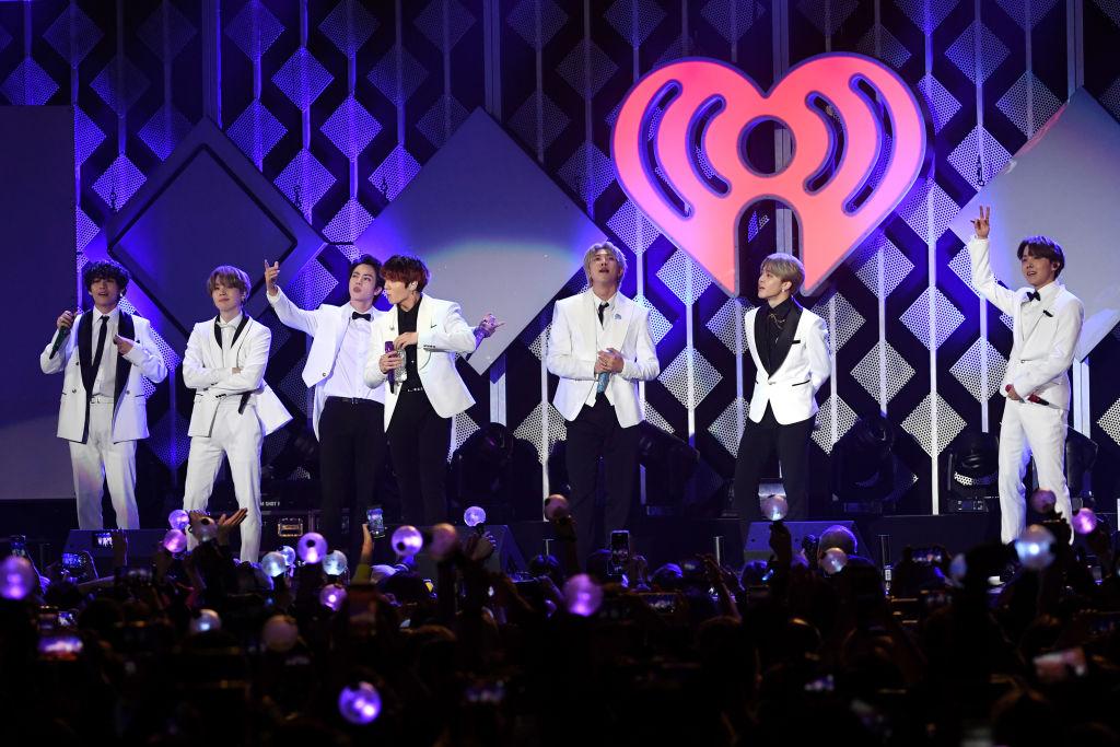 BTS Jingle Ball