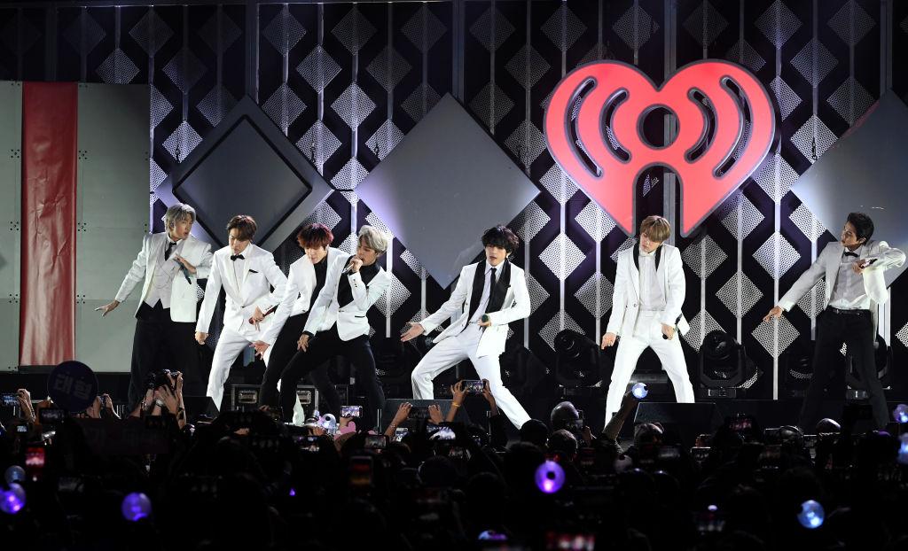 BTS New Year's Rockin' Eve