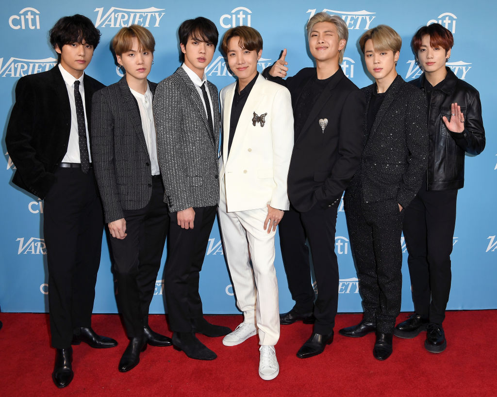 What Are the BTS Members' New Year's Resolutions?