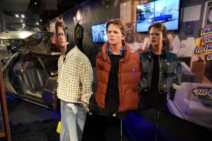 'Back to the Future II' Almost Killed Off Michael J. Fox!