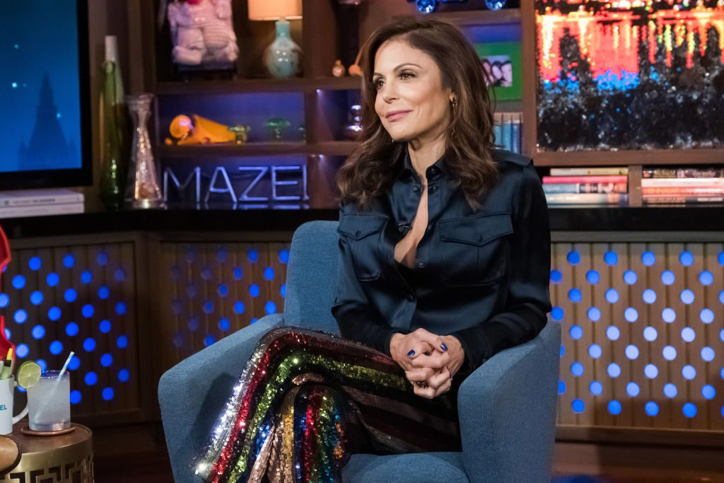 Bethenny Frankel on 'Watch What Happens Live with Andy Cohen'