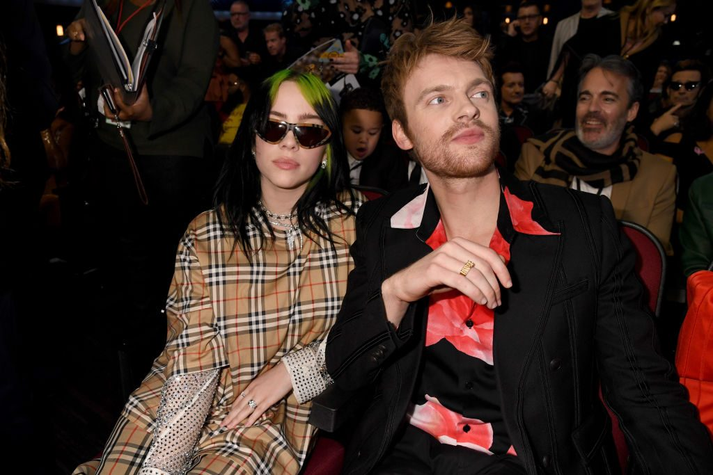 Billie Eilish and Finneas O'Connell | Jeff Kravitz/AMA2019/FilmMagic for dcp