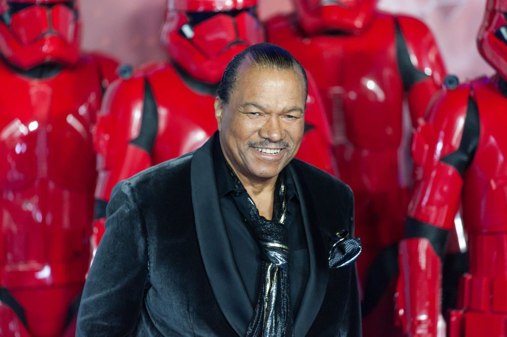 Billy Dee Williams attends the European film premiere of 'Star Wars: The Rise of Skywalker.' | Wiktor Szymanowicz / Barcroft Media via Getty Images