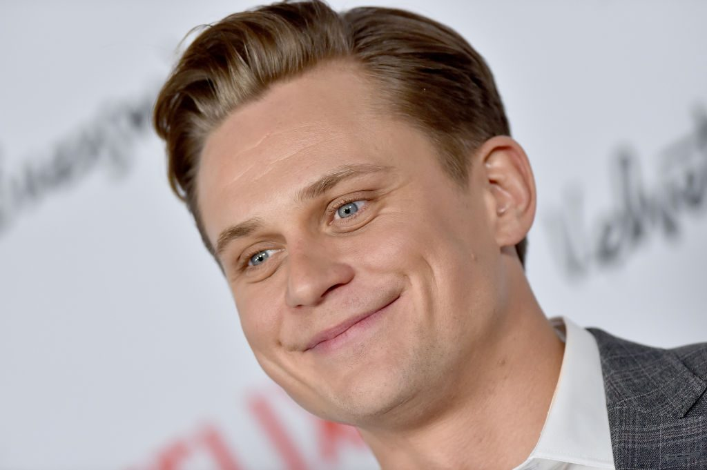 Billy Magnussen, who portrays Prince Anders in Disney's live-action 'Aladdin'