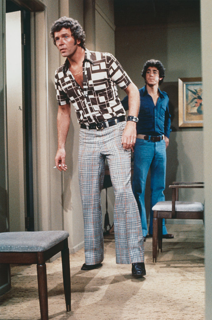 Robert Reed and Barry Williams