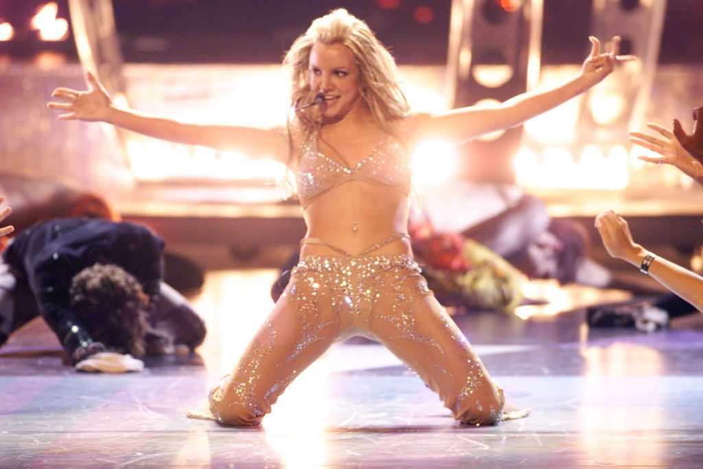 Britney Spears, inspiration for a Six queen